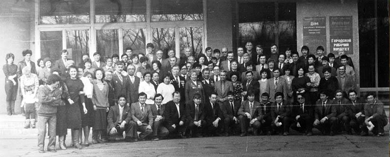 25 лет общественному движению за возрождение шорского народа