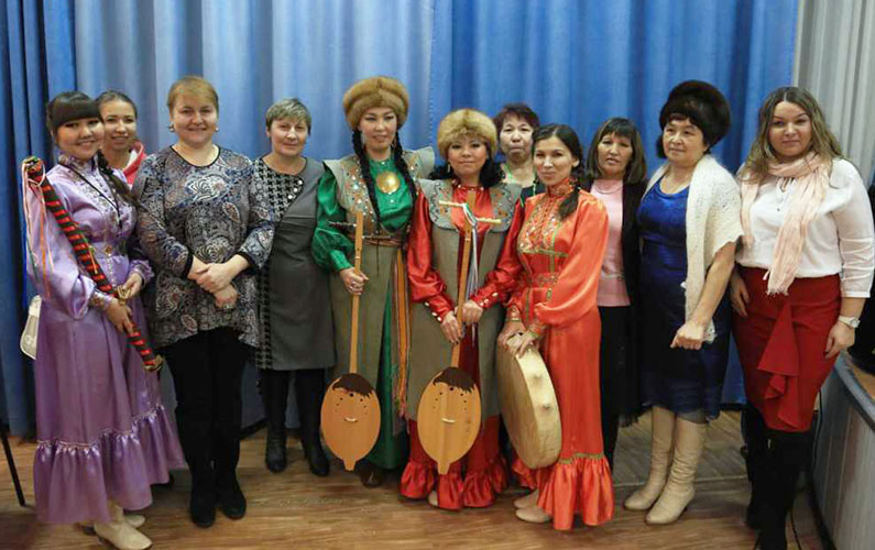 Отзывы таштагольцев о концерте ансамбля От Эне