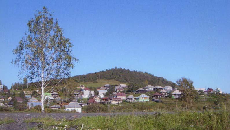 Село между гор