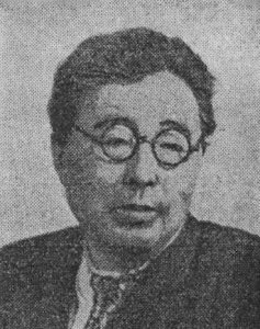 Федор Степанович Чиспияков