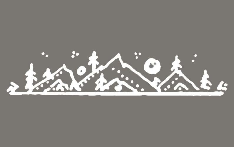 Легенда о горах