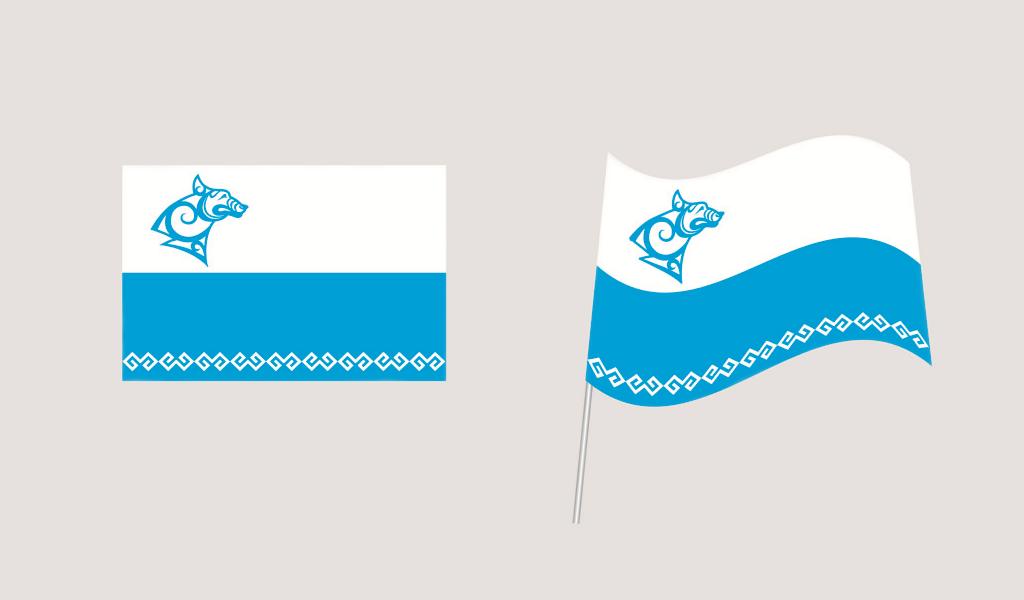 Итоги областного конкурса по созданию эмблемы и флага Ассоциации шорского народа