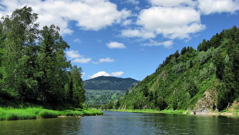 О названиях наших рек