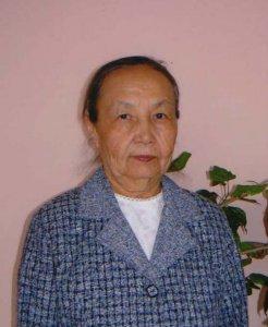 Олимпиада Даниловна Куюкова