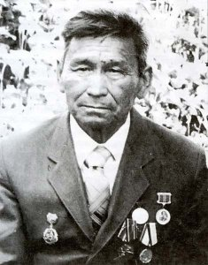 Григорий Иванович Кунгушев