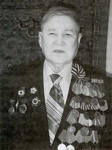 Николай Семёнович Кызынгашев