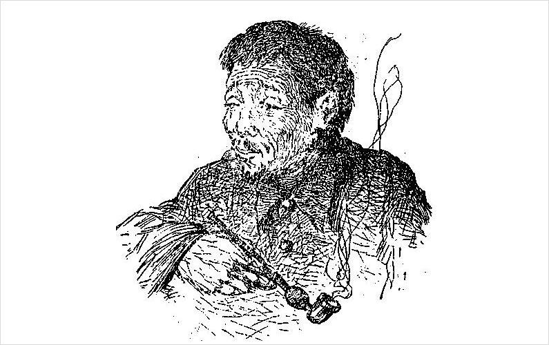 Кайчи Николай Александрович Напазаков — Морошка