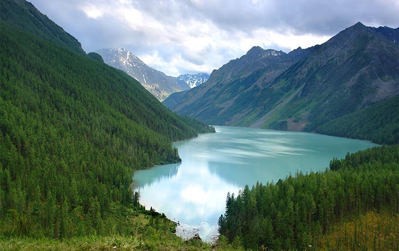 Саяно-Алтай — прародина тюркских народов