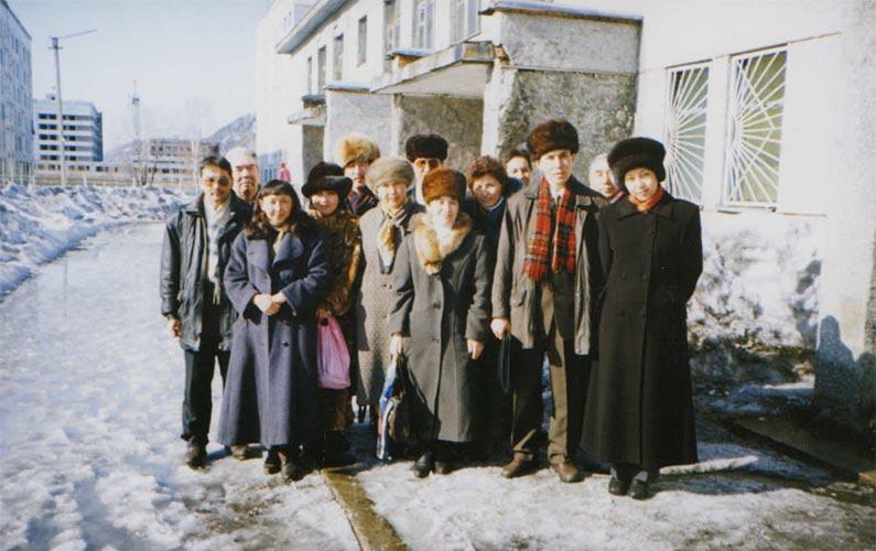 Конференция, посвященная 10-летию Ассоциации шорского народа