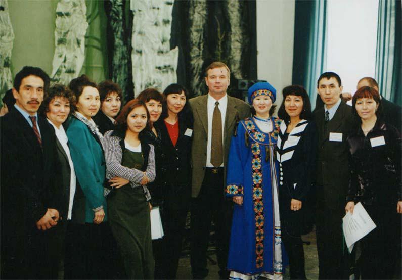 6 съезд шорского народа