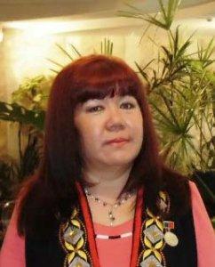 Лариса Александровна Тенешева