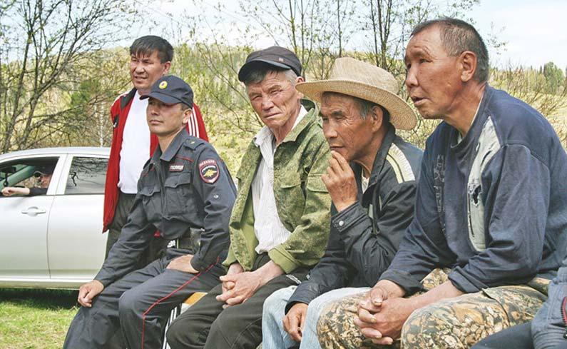 В заложниках у национального парка