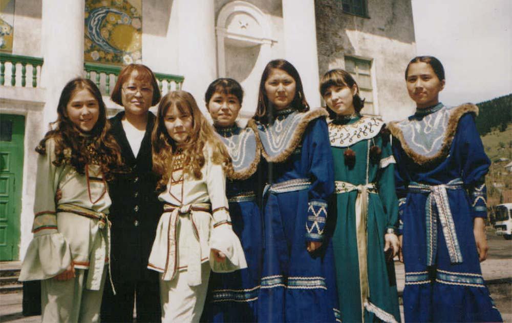 Детский фестиваль «Элим-2004»