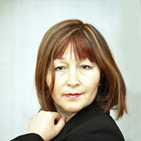 Арбачакова<br/>Любовь Никитовна