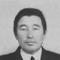 Бельчегешев<br/>Николай Егорович