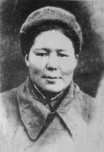 Зинаида Афанасьевна Куспекова
