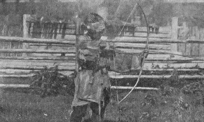 Из истории охоты