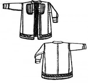 Халат кендырь-шабыр