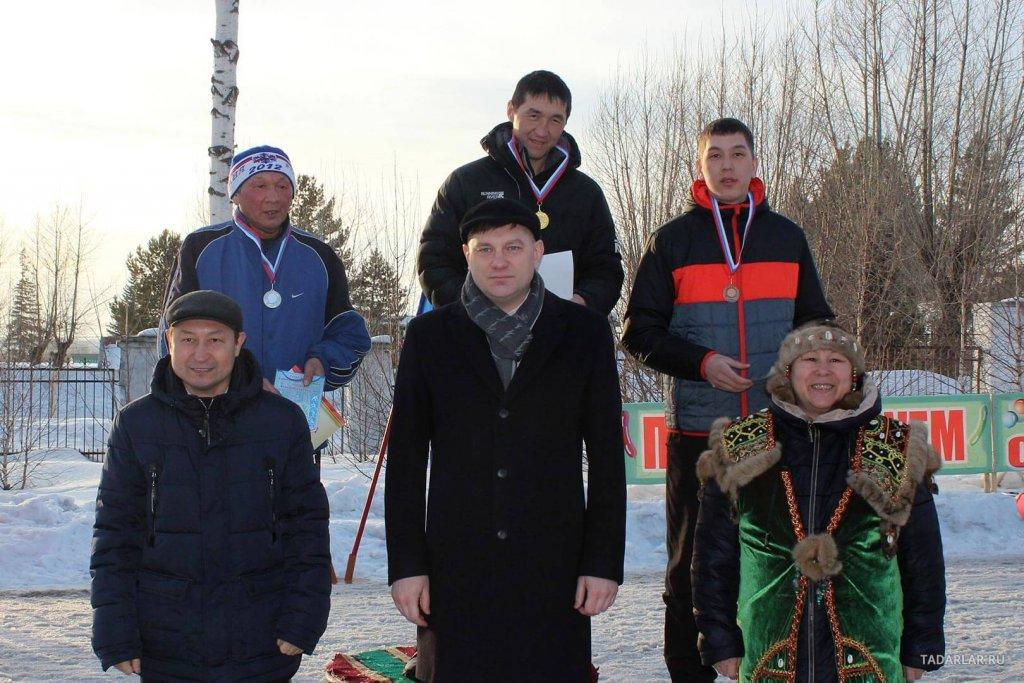 Парад закрытия. XV Спартакиады коренных малочисленных народов Кемеровской области