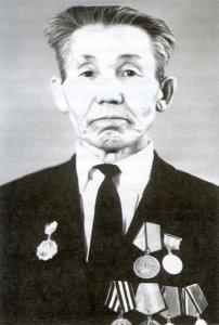 Федор Яковлевич Апонькин