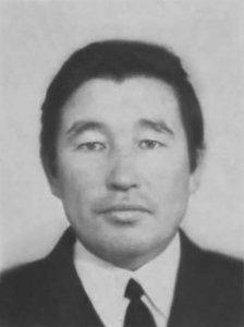 Николай Егорович Бельчегешев