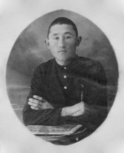 Николай Михайлович Куртигешев