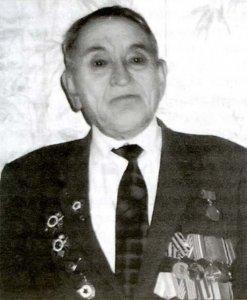 Петр Григорьевич Куспеков