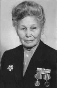 Елена Константиновна Апанаева