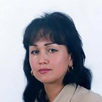 Таяна Васильевна Тудегешева